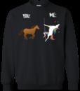 You and Me Unicorn tshirt, tank, hoodie