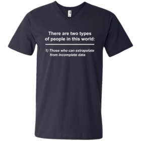 There are two types people in this world tshirt, tank, hoodie