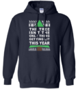 The Tree Isn't The Only Thing Getting Lit This Year Christmas Sweater, Tshirt, Hoodie