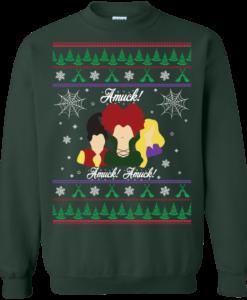 Hocus Pocus Amuck sweater