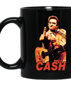 Johnny Cash Coffee Mugs