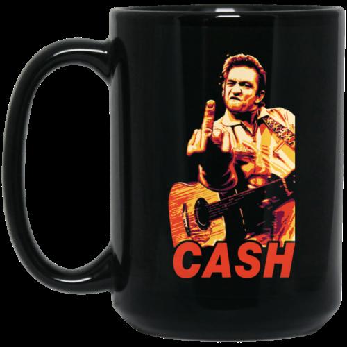 Johnny Cash Coffee Mugs