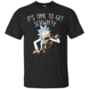 Rick and Morty It's Time to Get Schwifty T Shirt, Hoodies, Tank