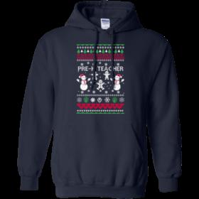 Christmas Teacher preking sweater, tshirt, long sleeve, hoodie