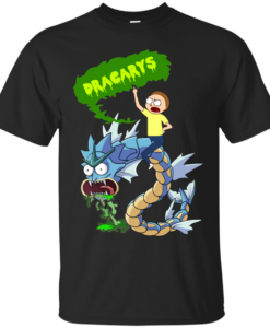 Rick And Morty Dracarys tshirt, tank, hoodie