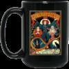 Sanderson Sisters Vintage Tour Poster Coffee Mugs