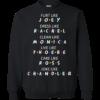 Friend Shirt: Flirt like Joey, Dress like Rachel, Clean like Monica Tshirt, Tank, Hoodie