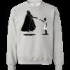 Stranger Things Eleven vs Darth Vader Tshirt, Tank, Sweater