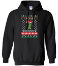Rick and Morty Christmas Sweater: Pickle Rickmas Xmas Tshirt, Sweater