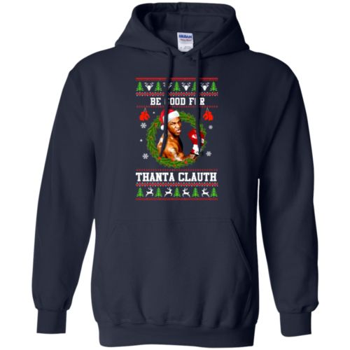 Be Good For Thanta Clauth Christmas Tshirt, Long Sleeve, Sweater