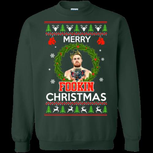 McGregor Merry Fookin Christmas Sweater
