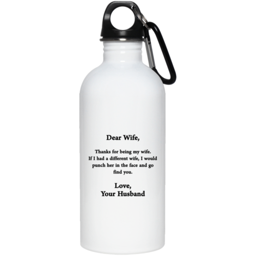 Dear Wife – Thanks for being my wife coffee Mugs – Gifts for wife