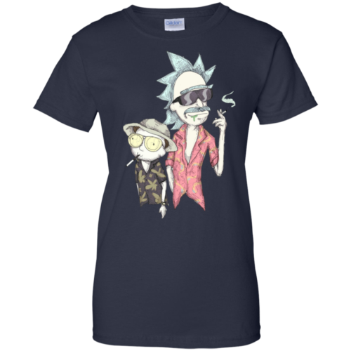 Rick and Morty: Fear & Loathing in Schwift Vegas tshirt, tank, hoodie