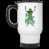 Rick and Morty: Pickle Rick Coffee Mugs