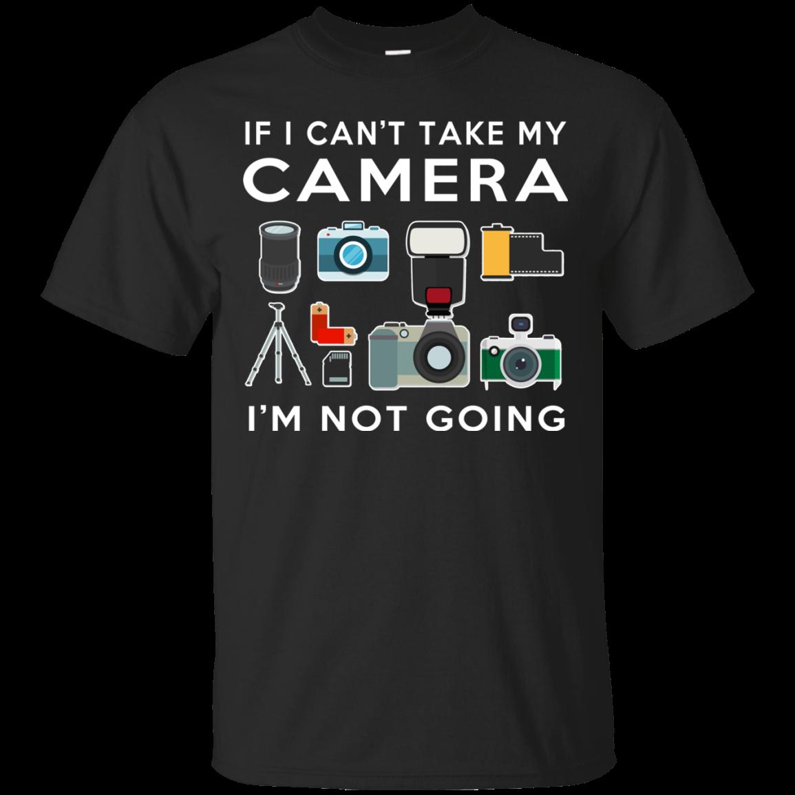 Se Non Posso Prendere La Mia Macchina Fotografica ... Manica Lunga T-shirt 7Na7JZfE