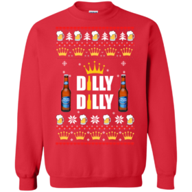 Bud Light: Dilly Dilly Christmas Sweater