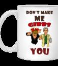 Funny: Wonder woman punching trump coffee mug