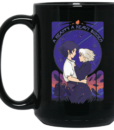 Howl's Moving Castle A Heart's A Heavy Burded coffee mugs