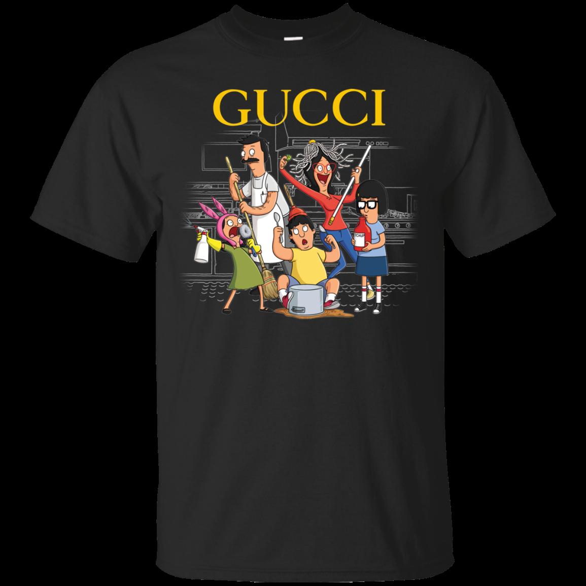 26e8bf7c Gucci - Bob's Burgers unisex t shirt, tank, long sleeve, hoodie ...