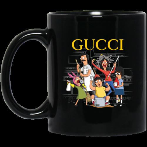 Gucci: Bob's Burgers Coffee Mugs