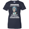 Rick and Morty You're Right Let's Do It The Dumbest Way Possible t shirt, tank