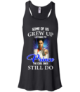 Some of us grew up listening to Prince the cool ones still do t shirt, tank, long sleeve