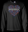 I'm A Pepsiaholic t shirt, long sleeve, hoodie
