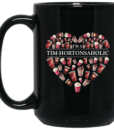 I'm A Tim Hortonsaholic Coffee Mugs