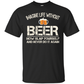 Love beer shirt : I'm fat let's party