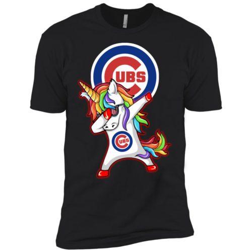 Chicago Cubs Unicorn Dabbing t shirt, long sleeve, hoodie