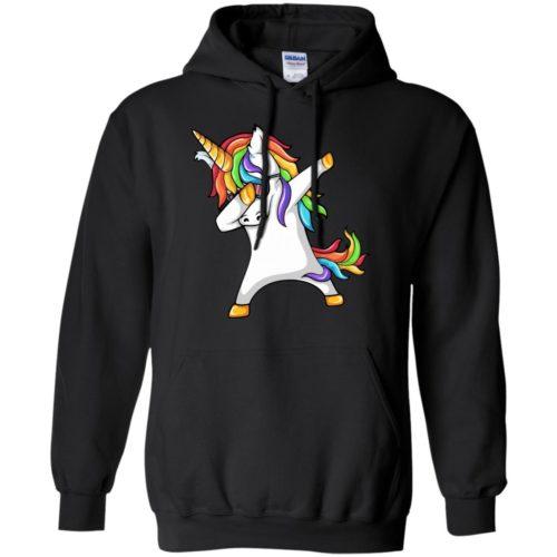 Unicorn Dabbing t shirt, long sleeve, hoodie