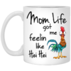 Rick and Morty – In My Defense I Was Left Unsupervised Coffee Mugs