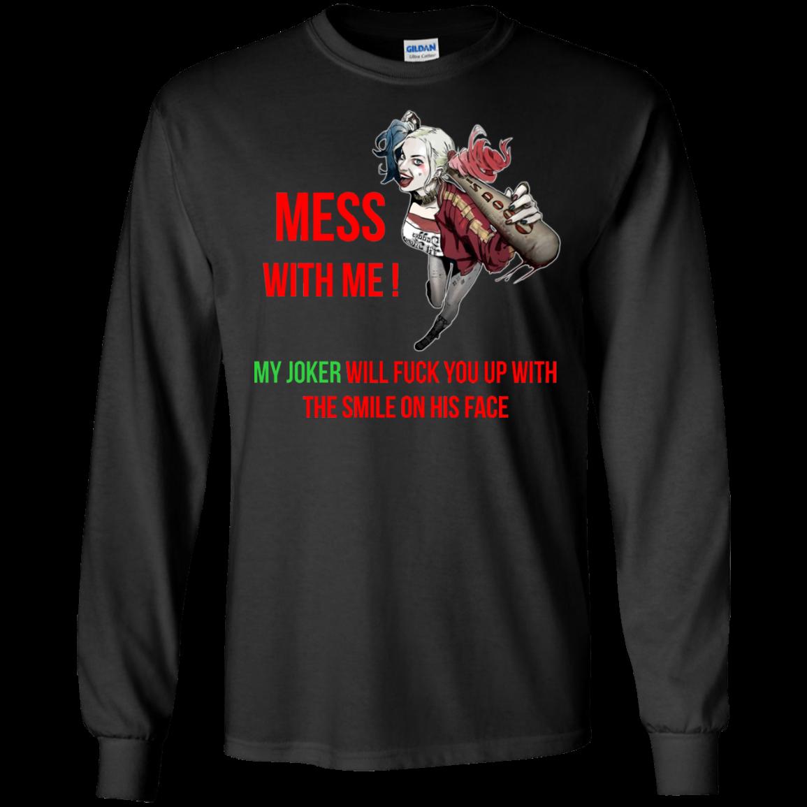 Joker And Harley Quinn Shirts T Shirt Design Database