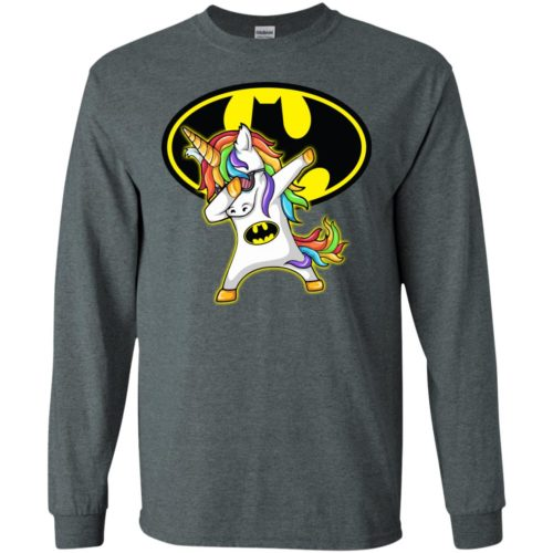 Batman Unicorn Dabbing t shirt, long sleeve, hoodie