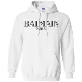 Balmain Paris t shirt, long sleeve, hoodie