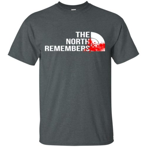 The North Remembers North Face Got t shirt, long sleeve, hoodie