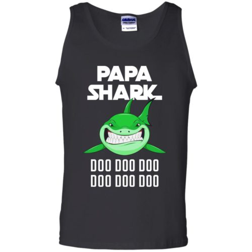 Papa Shark Doo Doo Doo t shirt, long sleeve, hoodie