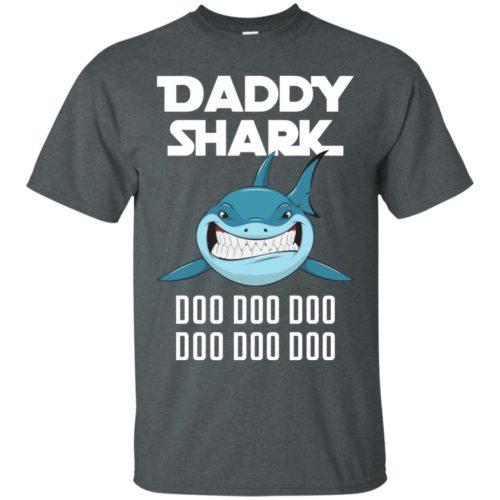 Daddy Shark Doo Doo Doo t shirt, long sleeve, hoodie