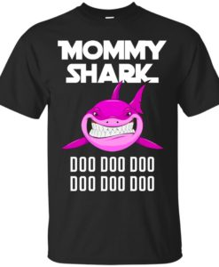 Mommy Shark Doo Doo Doo t shirt, long sleeve, hoodie