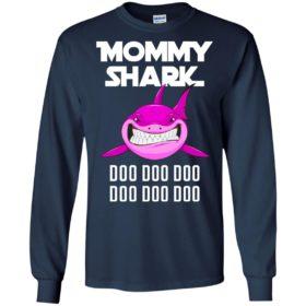 Mommy Shark Doo Doo Doo t shirt, long sleeve, hoodie