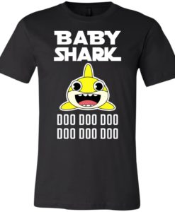Baby Shark Doo Doo Doo Youth t shirt, long sleeve, hoodie