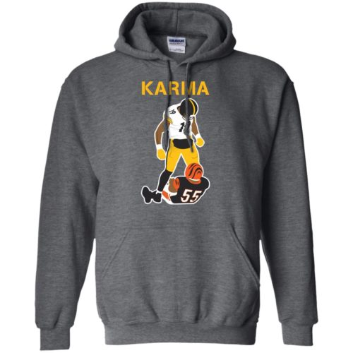 Steelers Karma JuJu Smith t shirt, tank, long sleeve