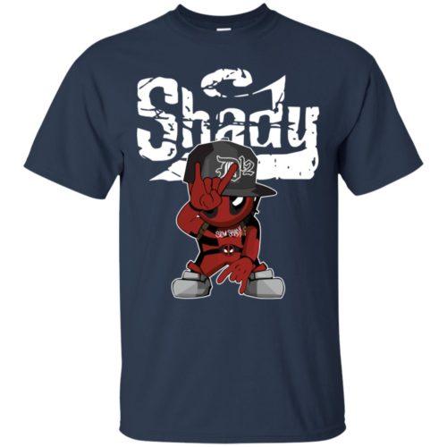 Baby Deedpool Shady t shirt, ls, hoodie