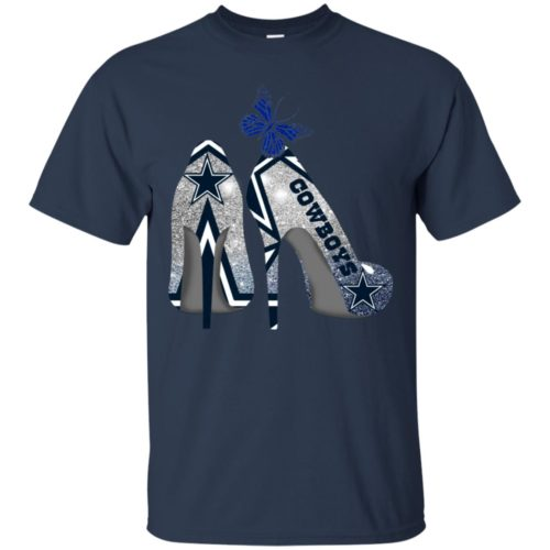 Dallas Cowboys Sexy High Heels T shirt, Ls, Hoodie