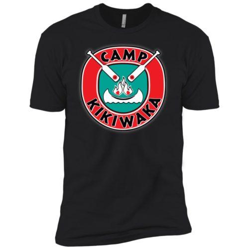 Camp Kikiwaka T shirt, Ls, Hoodie