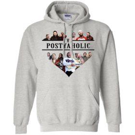 Post Malone I'm Postyaholic t shirt, ls, hoodie