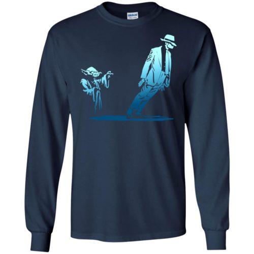 Yoda Seagulls and Michael Jackson T shirt, Ls, Hoodie