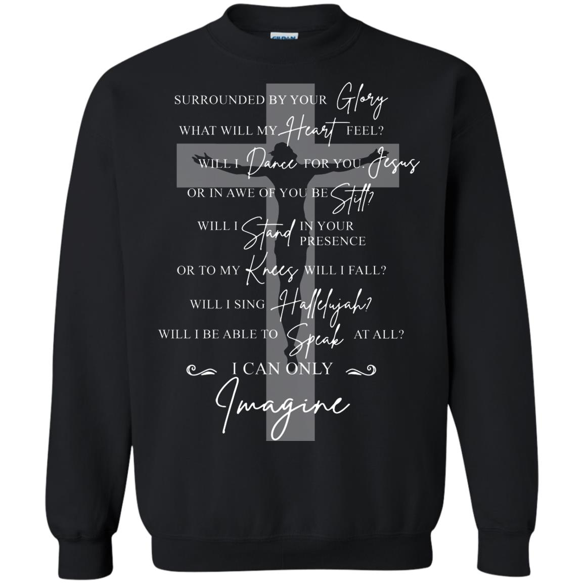 Jesus surrounded your glory what will my heart feel t shirt, tank top,  hoodie