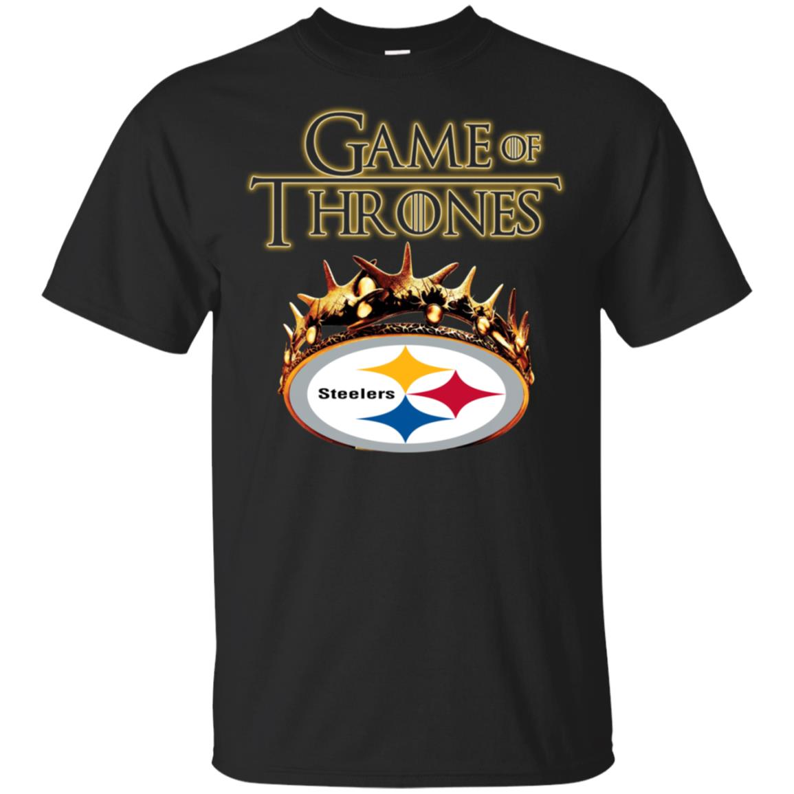 4e793395b Game of Thrones Pittsburgh Steelers hoodie