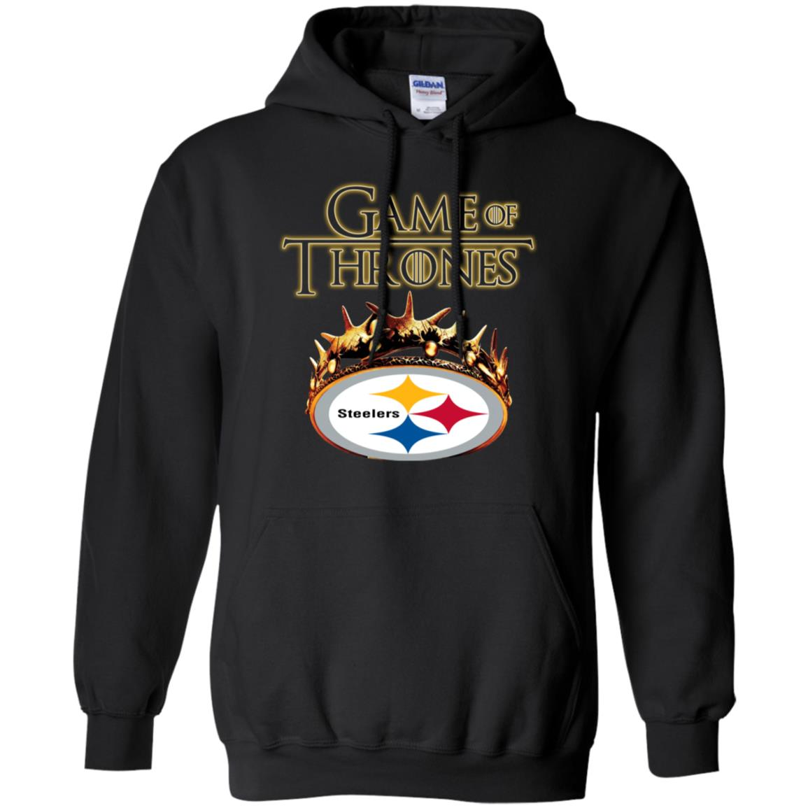 purchase cheap a5085 20893 Game of Thrones Pittsburgh Steelers hoodie, t shirt